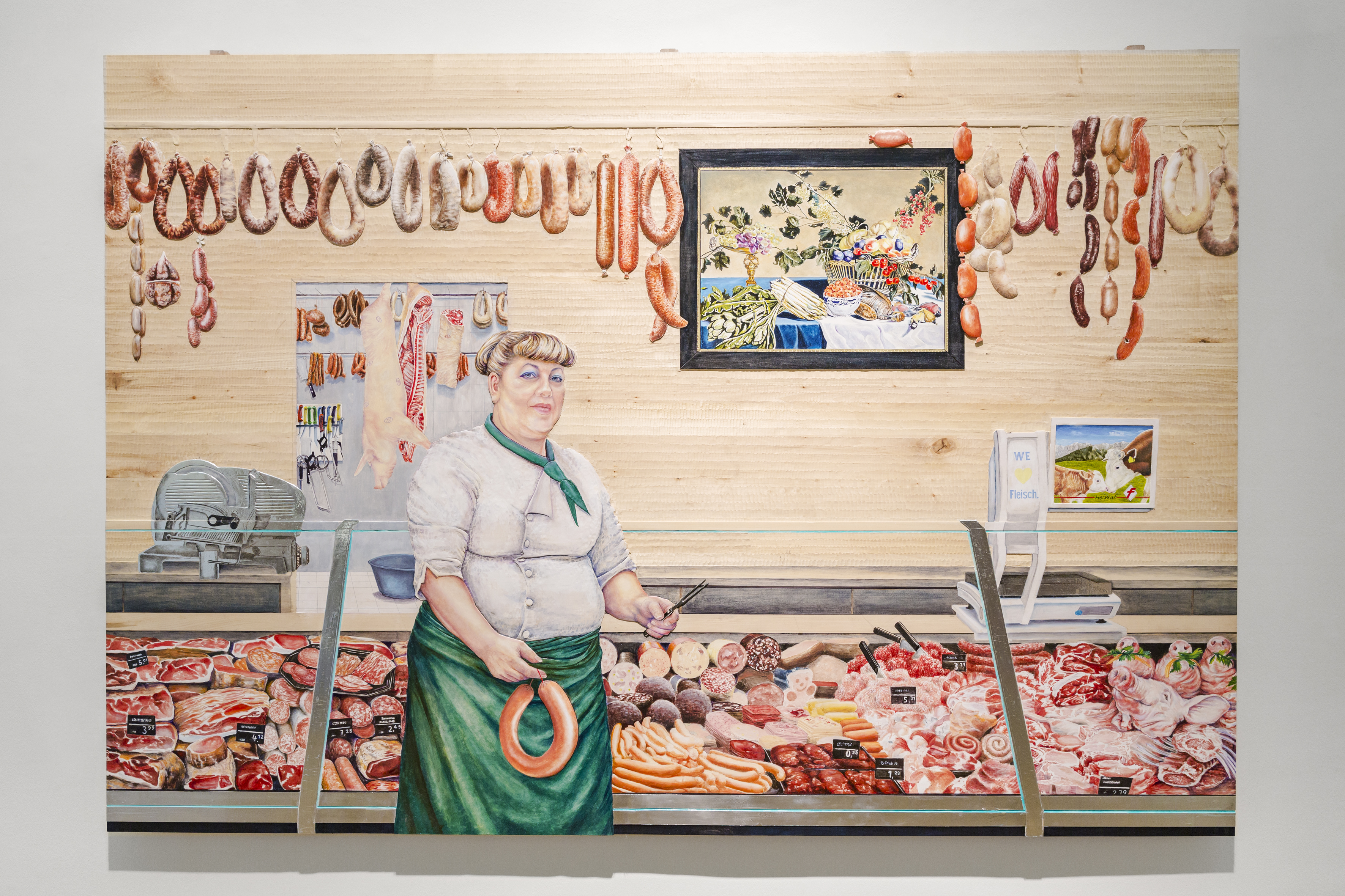 Metzgerin – Butcher