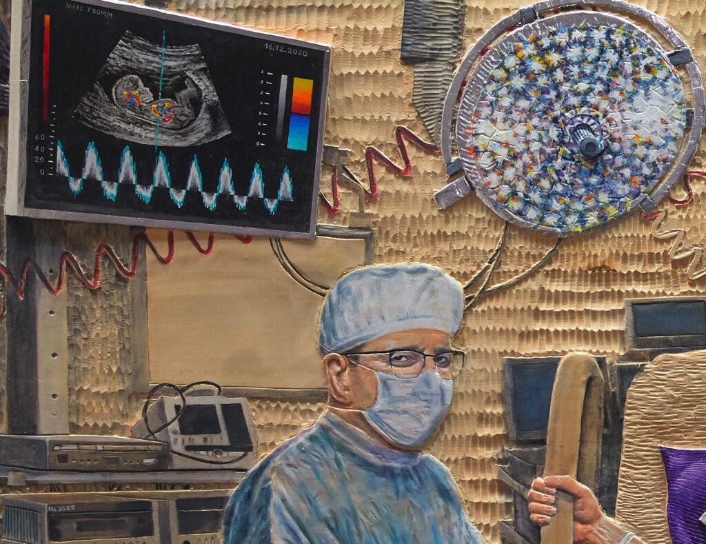 Geburtsbild - Childbirth